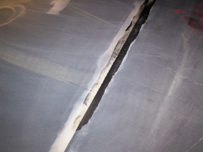 Leveling pool table slate smooth as glass