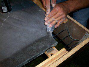 Pool Table Pocket Repair