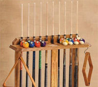 How Pool Cue Sticks are Made